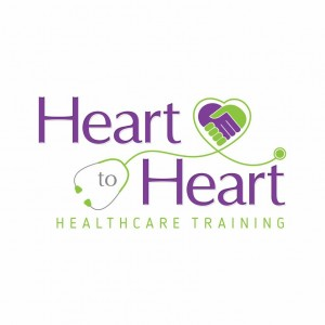 Heart to Heart Healthcare Training Logo