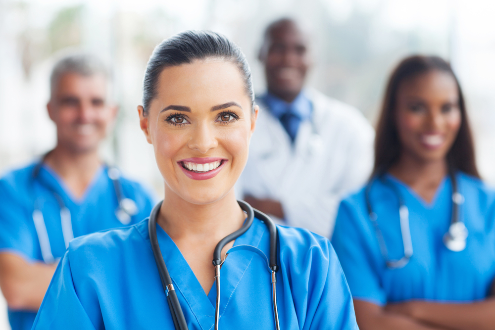 certified cnas working in the field
